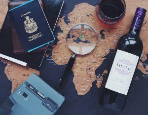 Elaboração de roteiros de viagem